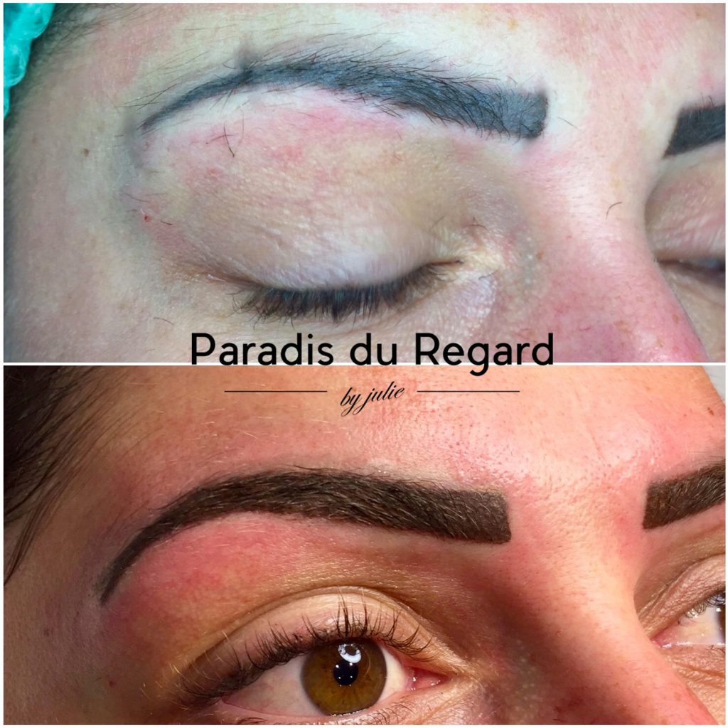 Maquillage permanent sourcil - Venelles (13)